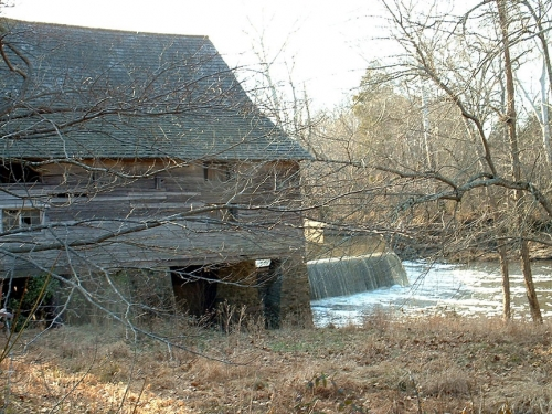 Yanceyville mill
