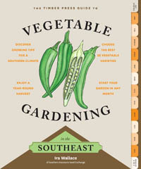 Books-Vegetable gardening in the Southeast-small